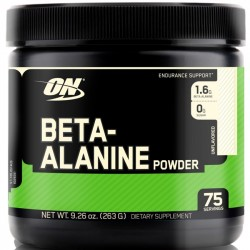 Beta-Alanine Powder - 75 Servings - Optimum Nutrition
