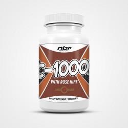 C-1000mg - 100 Caps - NBF Nutrition