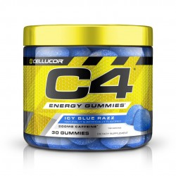 C4 Gummies (30 gummies) - Cellucor