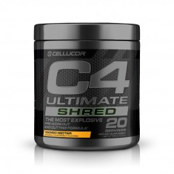 C4 Ultimate Shred (20 doses) - Cellucor