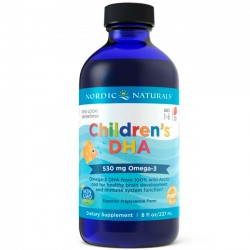 Children's DHA Líquido 8 fl.oz (237ml) - Nordic Naturals