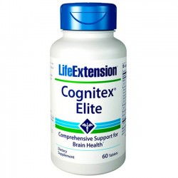 Cognitex Elite (60 tabletes) - Life Extension