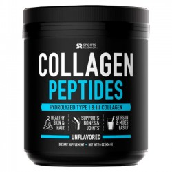 Collagen Peptides (454g) - SPORTS Research