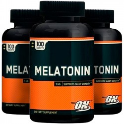 Leve 3 Pague 2 - Melatonina Optimum Nutrition