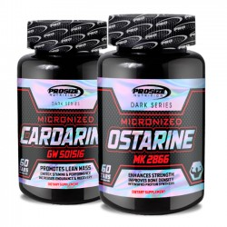 Combo: Ostarine + Cardarine - Pro Size Nutrition