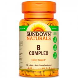 Complexo B (100 tabs) - Sundown Naturals