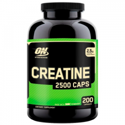 Creatina 2500 (200 caps) - Optimum Nutrition