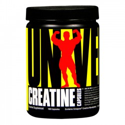 Creatina Caps - 100 Caps - Universal Nutrition