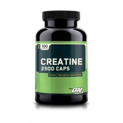 Creatina 2500mg Optimum Nutrition - 100 Cápsulas