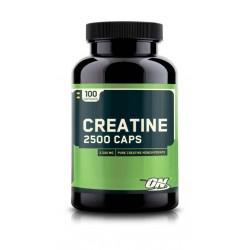 Creatina 2500mg Optimum Nutrition - 100 Cápsulas