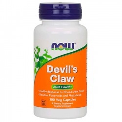 Devil's Claw (100 caps) - Now Foods