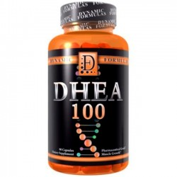 DHEA 100mg (90 caps) - Dynamic Formulas
