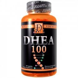 DHEA 100mg (90 caps) - Dynamic Formulas