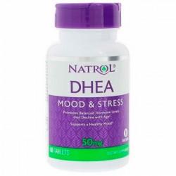 DHEA 50mg (60 tabs) - Natrol