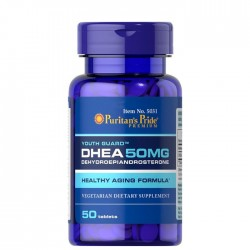 DHEA 50MG - Puritans Pride