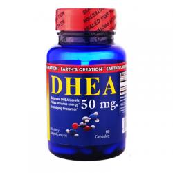DHEA 50mg - Earths Creation