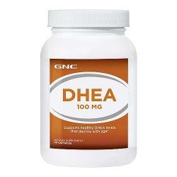 DHEA 100mg - 90Caps - GNC