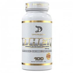 DHEA 25mg - 100 Caps - Dragon Pharma