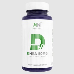 DHEA 50mg - 60 Caps - KN Nutrition