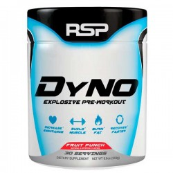 DyNO Pre-Workout - 30 Servings - RSP