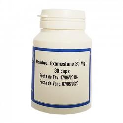 Examestane 25mg (30 caps) - Emporio Pharma