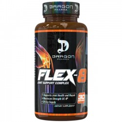FLEX-8 (30 cápsulas) - Dragon Pharma