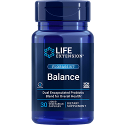 FLORASSIST Balance (30 softgels) - Life Extension