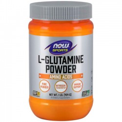 Glutamina Powder (454g) - Now Foods
