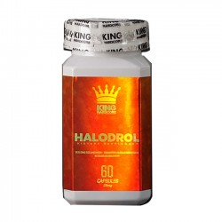 Halodrol (60 caps) - King Hardcore