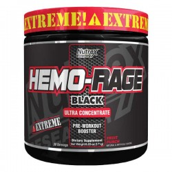 Hemo-Rage Black Ultra Concentrado 30 Serving - Nutrex - Nacional