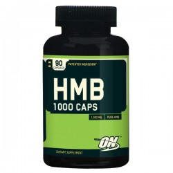 HMB - Optimum Nutrition - 90 Cápsulas