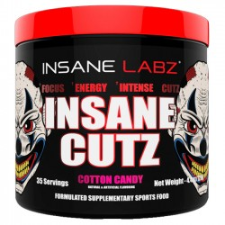 Insane Cutz Powder (35 doses) - Insane Labz
