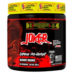 Joker Extreme Pre-Workout (300g) - Terror Labz