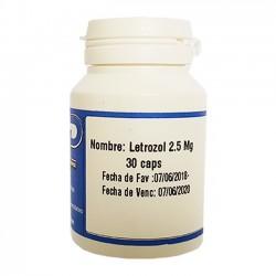 Letrozol 2.5mg (30 caps) - Emporio Pharma