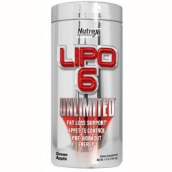 Lipo6 Unlimited Fruit Punch