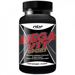Mega Vit - 100 Caps - NBF Nutrition