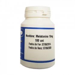 Melatonina 10mg (100 tabs) - Emporio Pharma