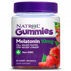 Melatonina Gummies (90 gomas) - Natrol