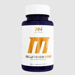 Melatonina 10mg - 100 Tabs - KN Nutrition