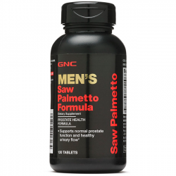 Men's Saw Palmetto Formula (120 tabs) - GNC