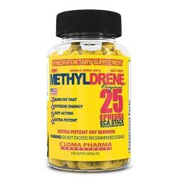 Methyldrene 100 ct ClomaPharma