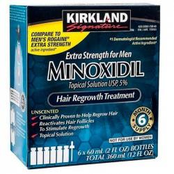 Minoxidil Cabelo (360ml) - Kirkland