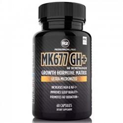 MK677 GH+ (60 caps) - R2 Research Labs