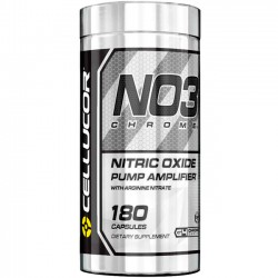 NO3 Chrome (180 caps) - Cellucor