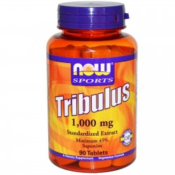 Tribulus Terrestris 1000mg - Now Foods