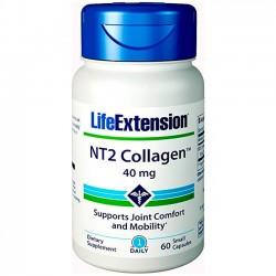 NT2 Colágeno (60 cápsulas) - Life Extension