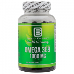 Omega 3,6,9 1000mg (200 softgels) - Good Energy