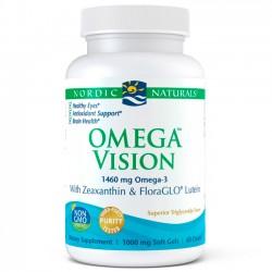 Omega Vision (60 softgels) - Nordic Naturals
