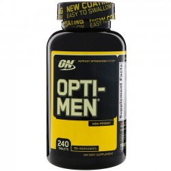 Opti-Men (240 tabs) - Optimum Nutrition