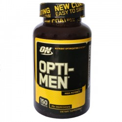 Opti-Men Optimum Nutrition 150 tabletes